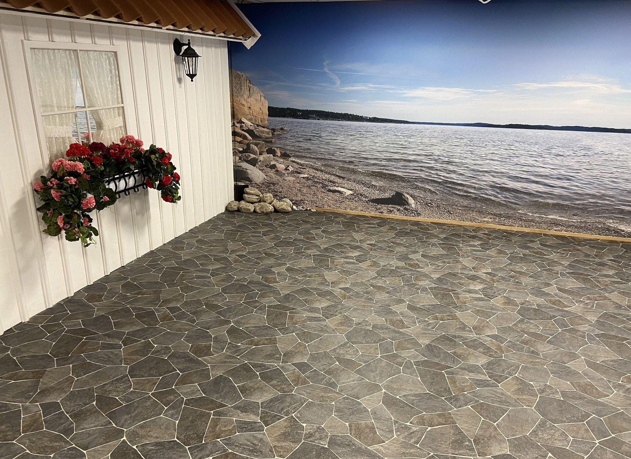 Daglig verksamhet i Karlstad har svensk sommar året runt